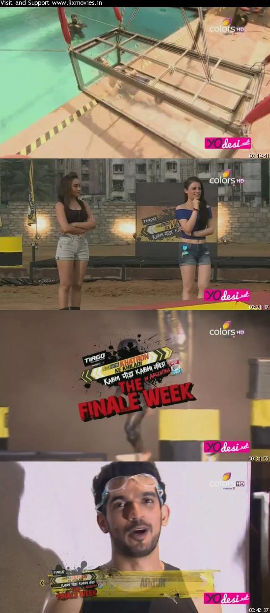 Khatron Ke Khiladi 7 Hindi 02 April 2016 HDTV 480p