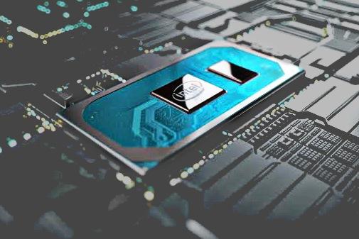 Intel Processor Chip