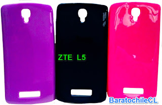 Carcasa Gel ZTE L5