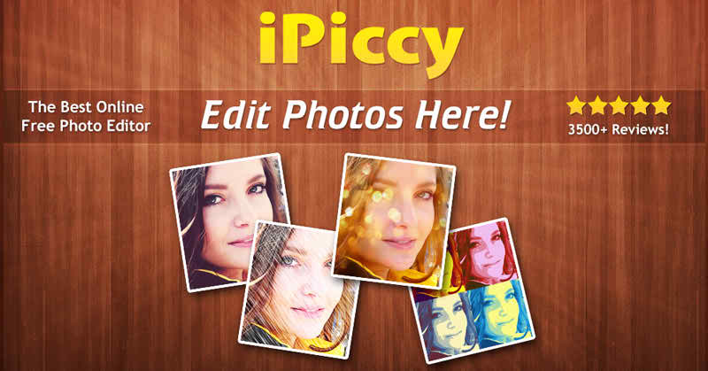 iPiccy best online photo editor