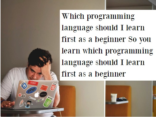 Which programming language should I learn first as a beginner