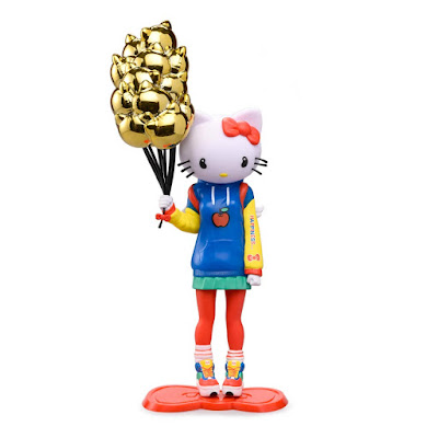 "Hello Kitty 9"" Vinyl Art Figures by Candie Bolton x Kidrobot x Sanrio"