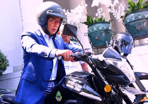 Harga dan Spesifikasi Motor Listrik SDR Rakitan Bandung
