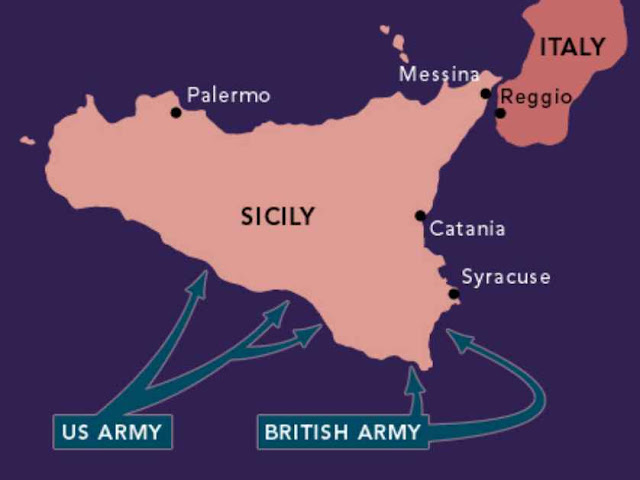Sicily invasion World War II worldwartwo.filminspector.com