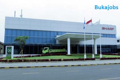 Lowongan Kerja PT Sharp Electronics Indonesia 2019