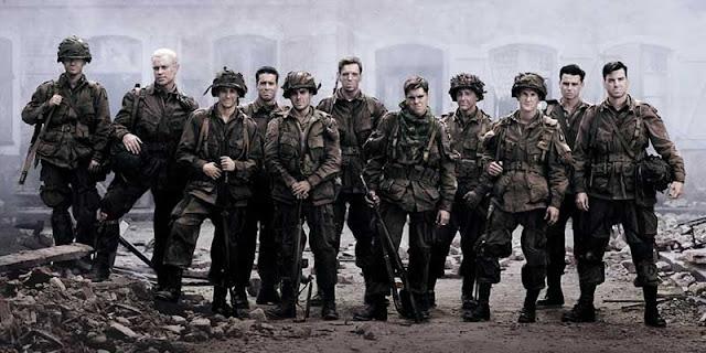 Band of Brothers, HBO España, Series, Recomendación, San Valentín