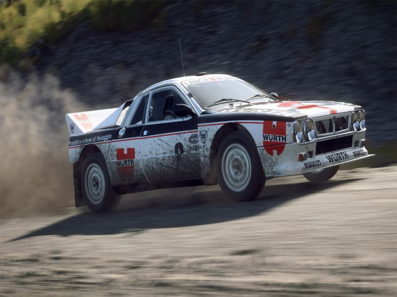 Download DiRT Rally 2.0 Free Full Game For PC