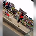 Man Swallows Snake During Magic Stunt As It Refuses To Come Out. Photos