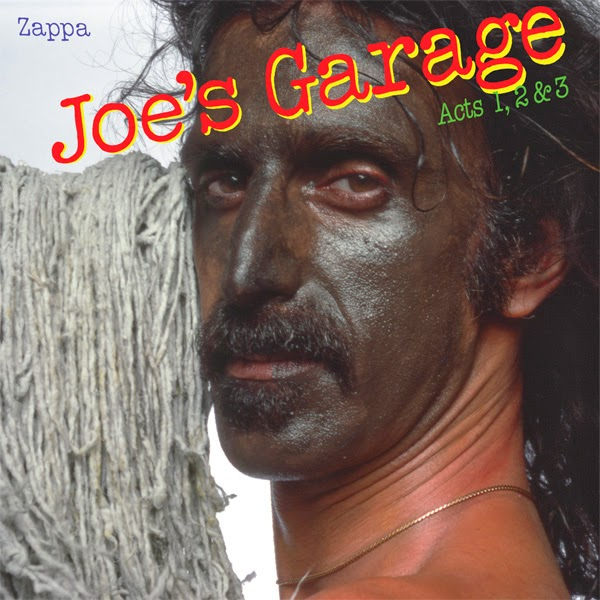 Frank Zappa... Joe's Garage 1979