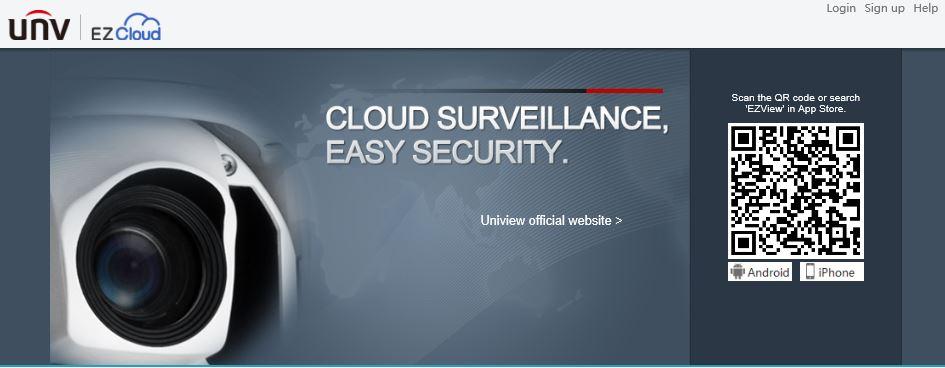 Irunix-Mr Publish: Cara Konfigurasi Cloud Uniview