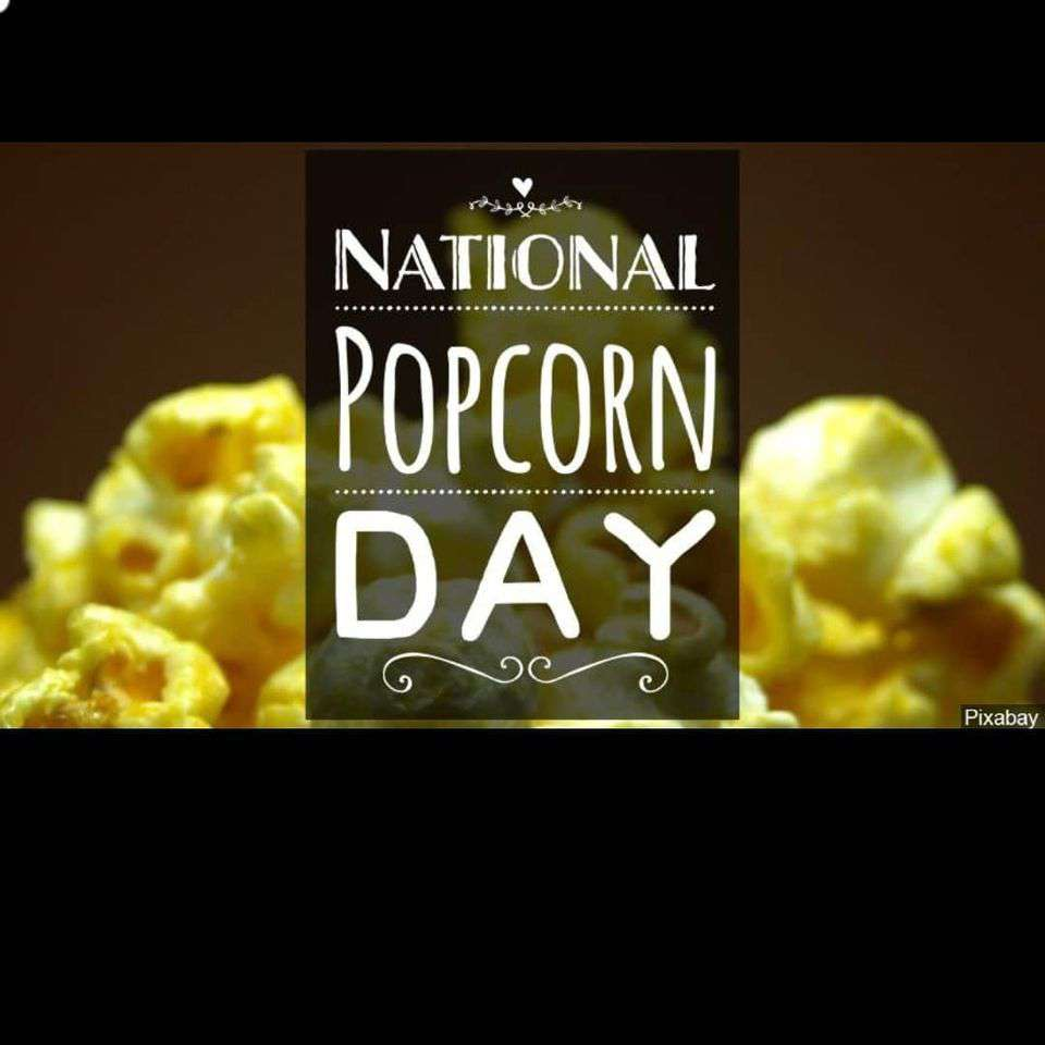 National Popcorn Day Wishes for Instagram
