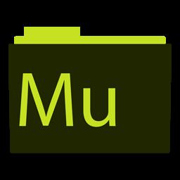 Abode Muse Folder icon