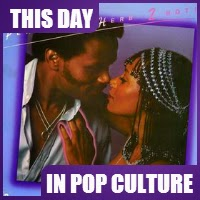 "The song ""Reunited"" by Peaches and Herb rose to #1 on May 5, 1979."