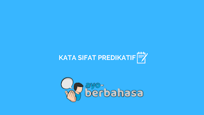 Adjektiva predikatif