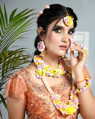 Pooja Marwah bridal makeup Portfolio