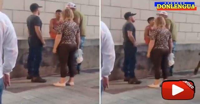 Malandro de Zurda Kondukta maltrató verbalmente a un niño por lanzar una piedra a su Ferrari