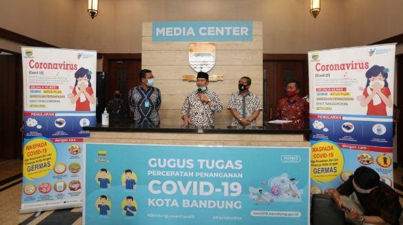 Resmi, Warga Bandung Tak Bermasker Disanksi Denda Rp100.000