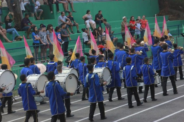 Senador Canedo sediou o 1º Campeonato Brasileiro de Bandas e Fanfarras