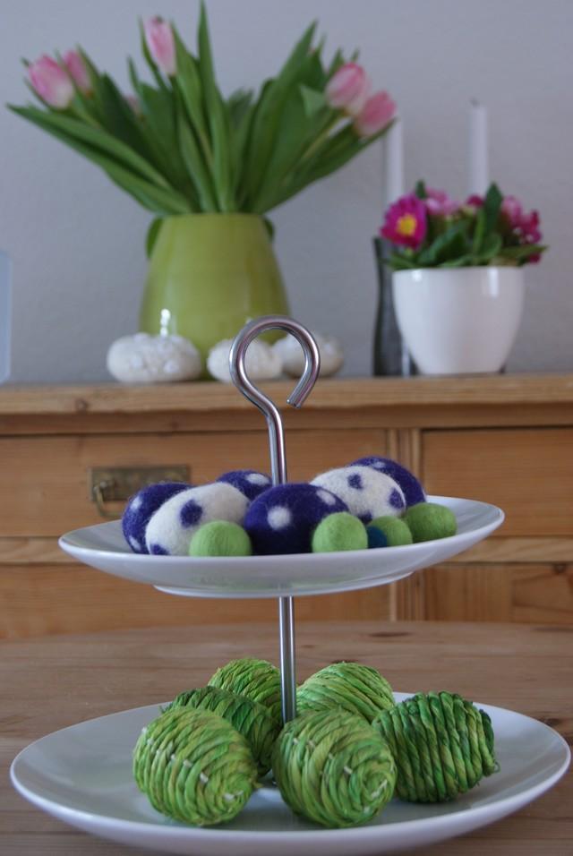 Filz und garten gartenblog den fr hling ins haus geholt for Gartendeko fruhling