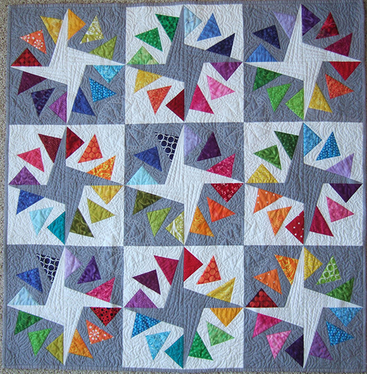 Circle of Geese Quilt Free Tutorial
