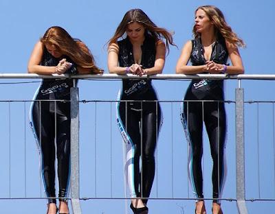Modelos con leggins