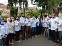 Puluhan Pengurus Pusat GAAS Datangi Mapolres Jakarta Selatan Terkait Pengacara Hj. Elza Syarief