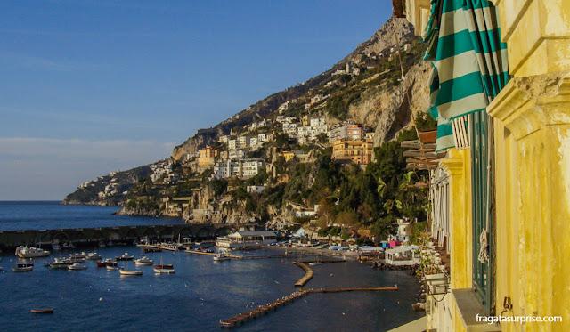 Amalfi, Costa Amalfitana, Itália