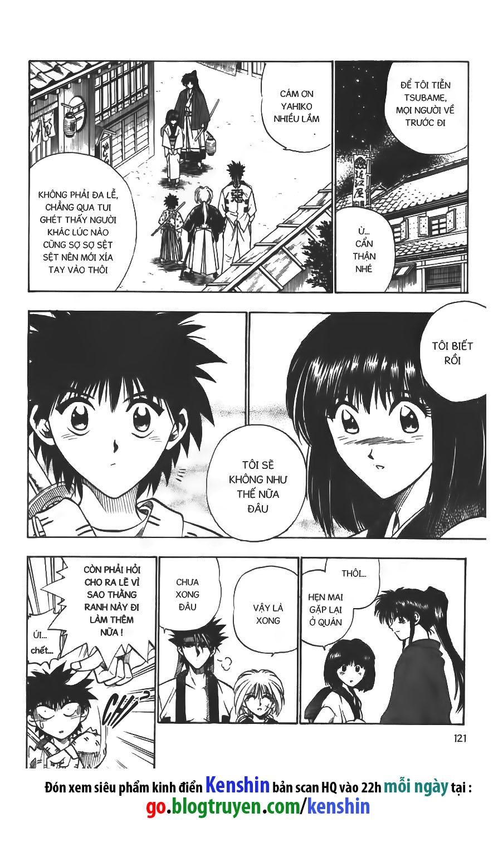Rurouni Kenshin chap 33 trang 19