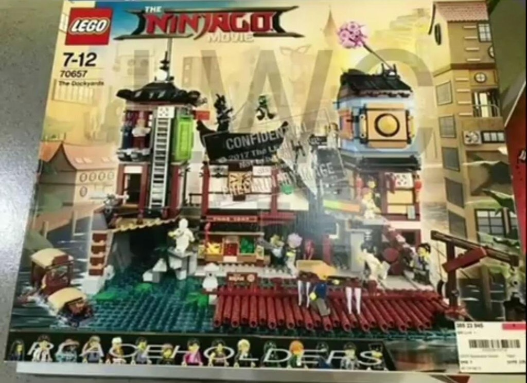 anj 39 s brick blog lego ninjago movie the dockyards 70657 image revealed. Black Bedroom Furniture Sets. Home Design Ideas