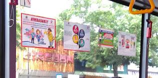 Himbauan di trans jateng