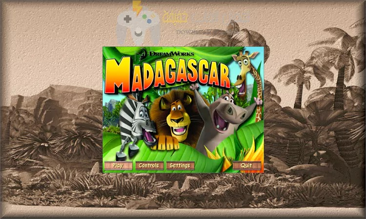 تحميل لعبة مدغشقر Madagascar للكمبيوتر