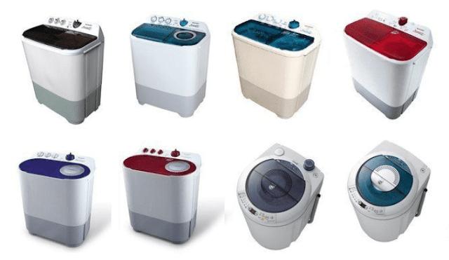 Daftar Harga Mesin Cuci Sanken Terbaru 2020