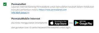 Cara Mengganti SMS Token ke Mobile Token Bank Permata