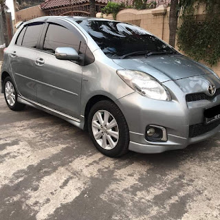 TOYOTA- YARIS AT S Limited Edition 2012 (FR41CA)