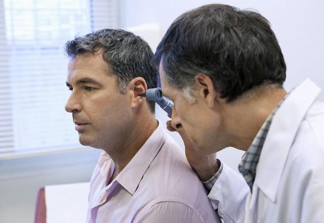 Dokter THT di Sragen