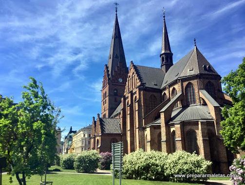 iglesia en malmo