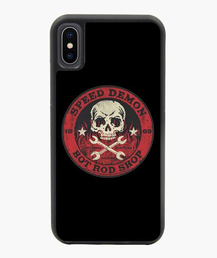 Fundas iphone - Diseño Speed Demon