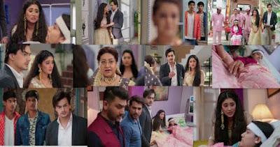 "Yeh Rishta Kya Kehlata Hai Episode 7th February 2019 Written Update "" Naira-Kartik Goes Against Family ""."