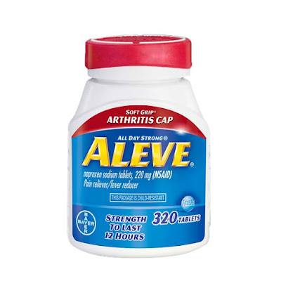 Aleve Chữa đau bụng