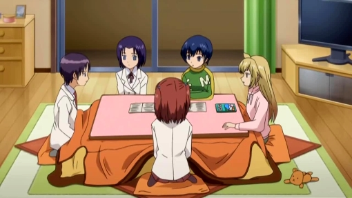 The Real Dim Shady Kotatsu The Japanese heating table
