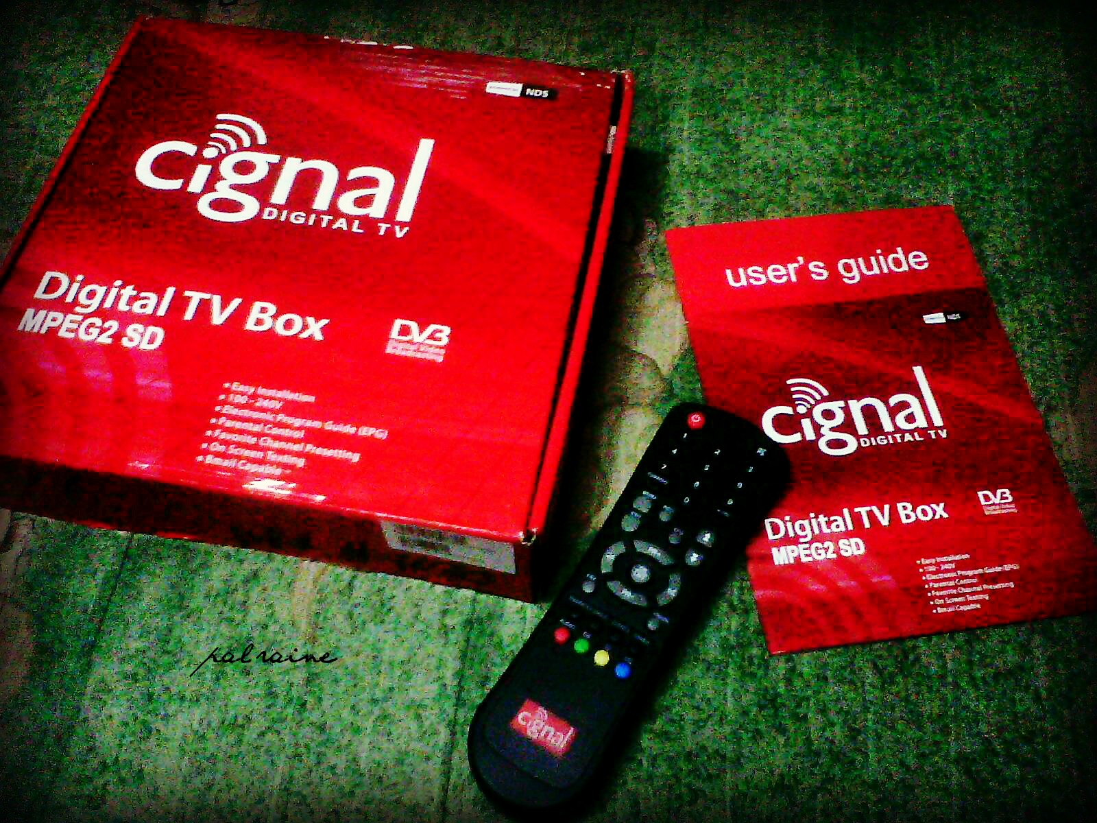 Cignal Digital Tv Review Pal Raine