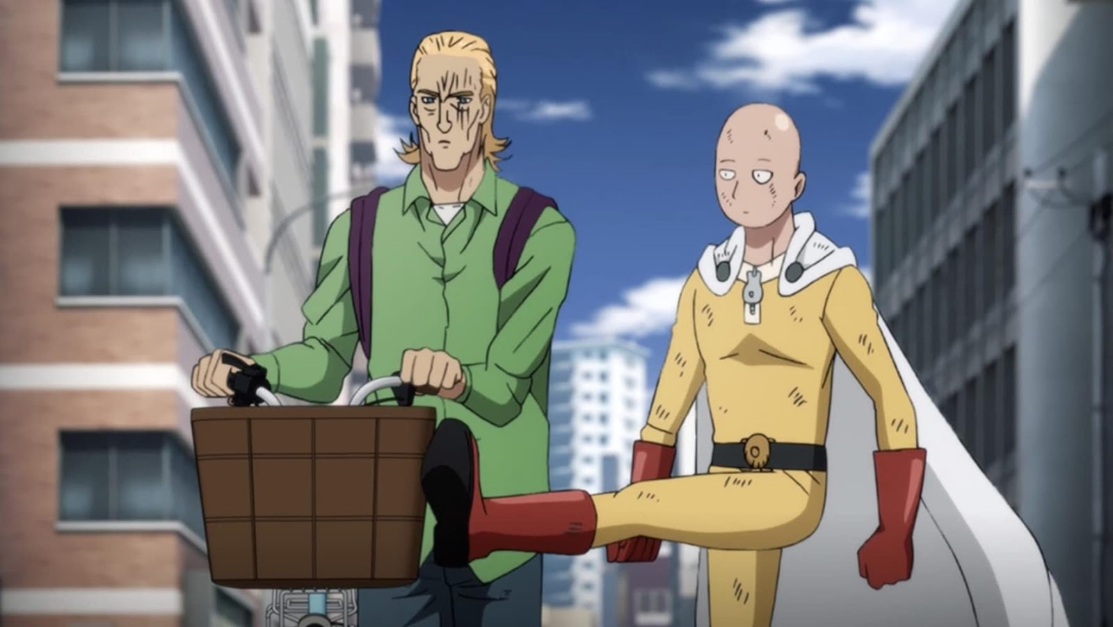 One Punch Man Season 2 Episode 9 English Dubbed Watch Online One Punch Man Episode One Punch Man