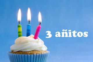 3 años de blog!!!!!
