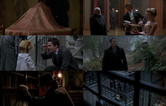 El gran truco [The Prestige] (2006) HD 1080p Latino Dual