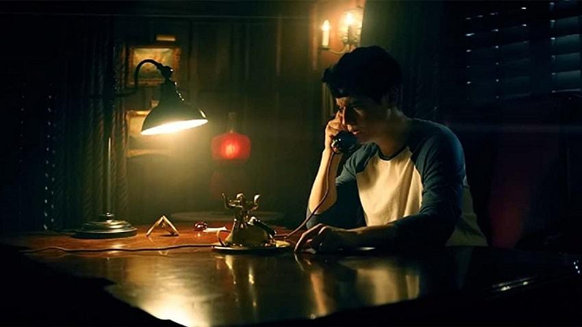 Рецензия на фильм «Звонок из подземелья» - очередной проходной хоррор с Лин Шэй и Тобином Беллом