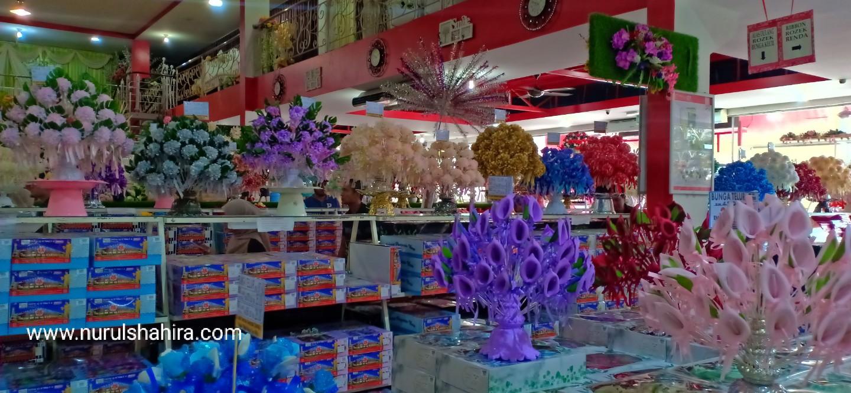Borong barangan hantaran dan goodies perkahwinan di Thank Q Nilai 3