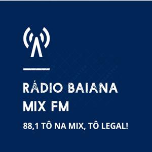 Ouvir agora Rádio Baiana Mix 88,1 FM - Itabuna / BA
