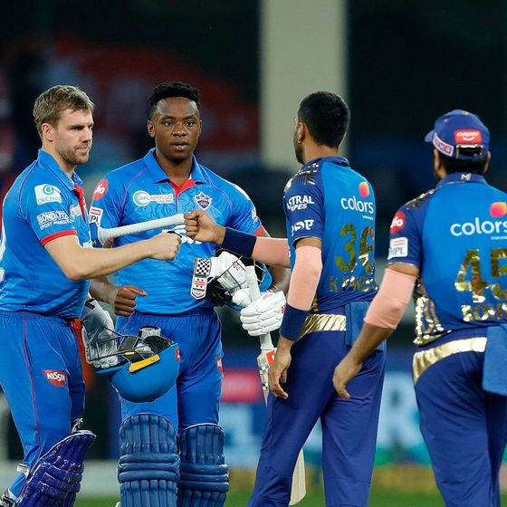 IPL 2020 Qualifier 1 MI vs DC Highlights: मुंबई ने दिल्ली को 57 रन से हराया