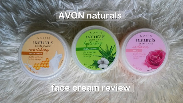 avon naturals, skincare, koža, njega, lice, krema, moisturizer, review, recenzija, hidratirajuće