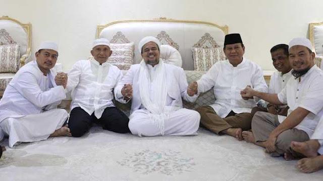 Survei: NU ke Jokowi-Ma'ruf, Muhammadiyah-FPI ke Prabowo-Sandi